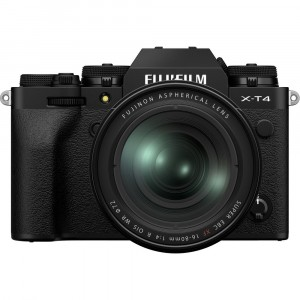 Fujifilm X-T4 Kit 16-80mm f/4 Black