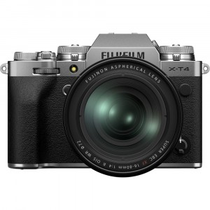 Fujifilm X-T4 Kit 16-80mm f/4 Silver