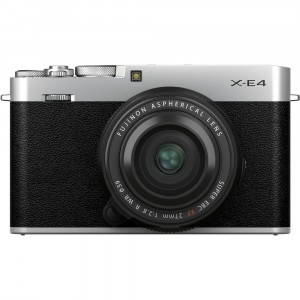 Fujifilm X-e4 Kit 27mm