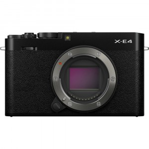 Fujifilm X-E4 Body Black