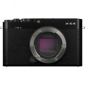 Fujifilm X-E4 Body Black