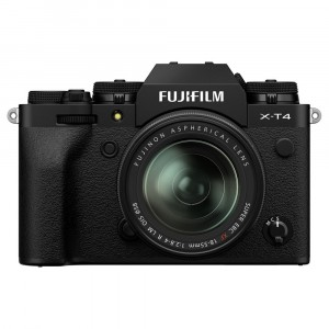 Fujifilm X-T4 Kit 18-55mm f/2.8-4 Black