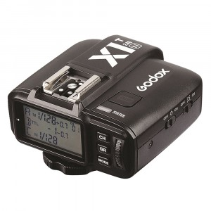 Godox trasmettitore X1T-N TTL 2.4G per Fujifilm