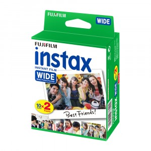 Instax Wide (x20 Pack)