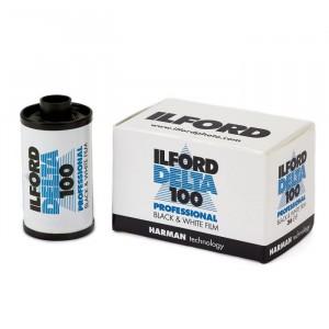 Ilford Delta 100 Pro