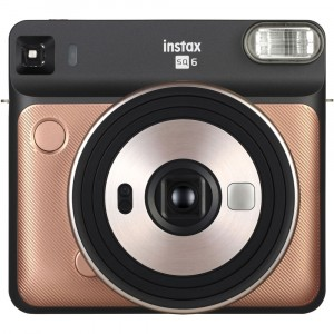 Instax SQUARE SQ6 Blush Gold EX D
