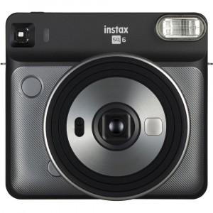 Instax SQUARE SQ6 Graphite Gray EX D