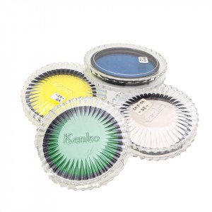Kenko Kit Filtri 62mm Sky-Yellow2-Blue2-Green2