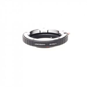 Lomography adattatore Leica M su Micro 4/3