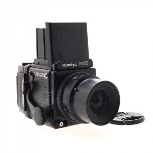 Mamiya RZ67 Professional + 90mm f/3.5