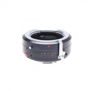 Minolta MD 50mm F/3.5 adattatore macro