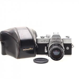 Minolta SRT 101 + 35mm F2.8 HG