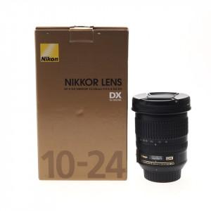 10-24mm f/3.5-4.5 G ED Nikkor AF-S DX
