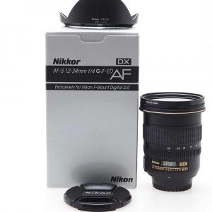Nikkor AF-S DX 12-24mm f/4 G ED