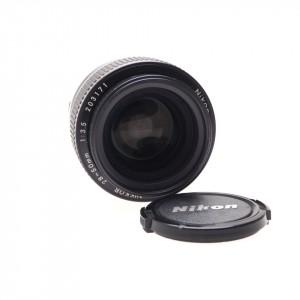 28-50mm F/3.5 Nikkor F
