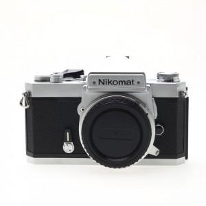 Nikomat FT3 Silver (Body)