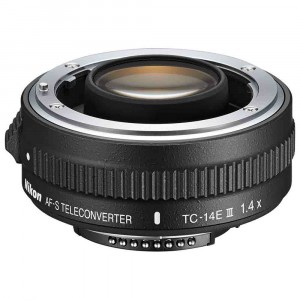 Nikon Moltiplicatore di focale AF-S TC-14E III