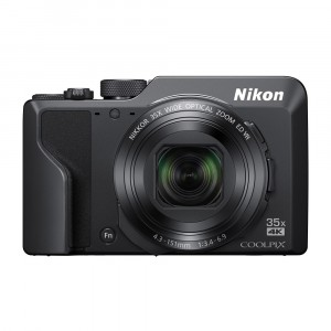 Nikon COOLPIX A1000 Power More black