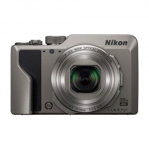 Nikon COOLPIX A1000 Power More silver