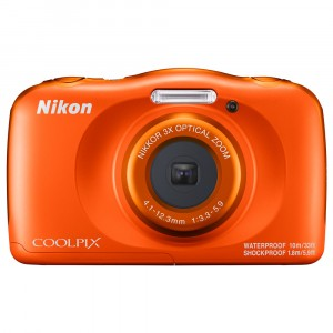 Nikon Coolpix W150 Backpack kit arancione