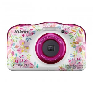 Nikon Coolpix W150 Backpack kit Flowers