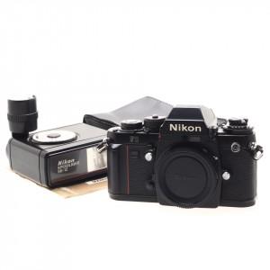 Nikon F3 Black