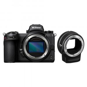 Nikon Z6 II Body + FTZ Adapter