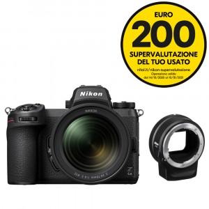 Nikon Z6 II + NIKKOR Z 24-70mm f/4 S + FTZ Mount Adapter