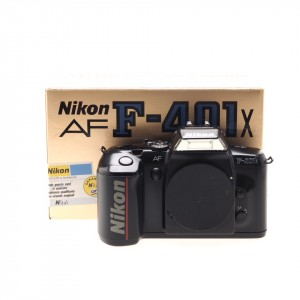 Nikon AF F-401X (Nital)