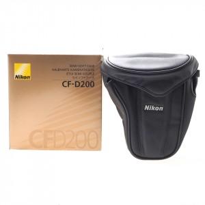 Nikon Semi-Soft Case CF-D200, Borsa Pronto