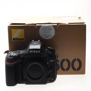 Nikon D600 (Body) Nital (33.250 scatti)