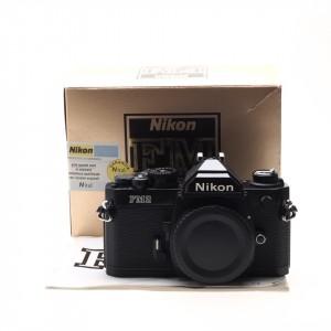 Nikon FM2 Body (Black) (Nital)
