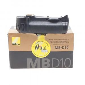 Nikon MB-D10 Nital