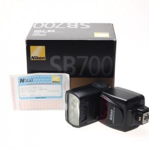 Nikon SB-700 Speedlight Nital