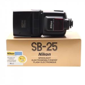 Nikon Speedlight SB-25 (Nital)