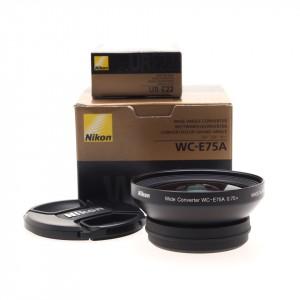 Nikon Wide Converter WC-E75A 0.75x