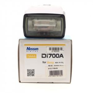 Nissin Di700 a Flash (Sony E)