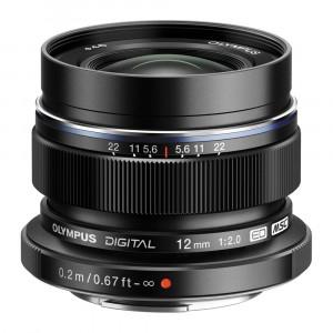 12mm f/2 BLACK OLYMPUS