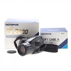 Olympus IS-2000 + Astuccio