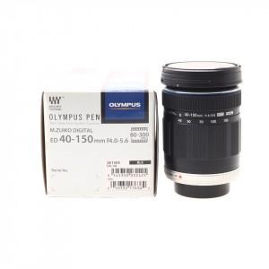 40-150mm F/4-5.6 Olympus Zuiko Digital