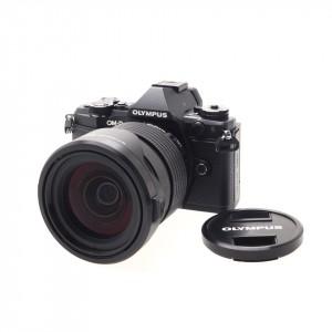 Olympus OM-D E-M5 II black (KIT) + 12-40 F2.8