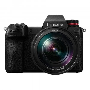 Panasonic Lumix DC-S1M con 24-105mm