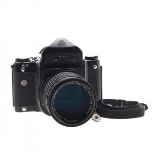 Pentax 6x7 (KIT) 165mm f/2.8