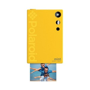 Polaroid Mint Instant Digital Camera Giallo