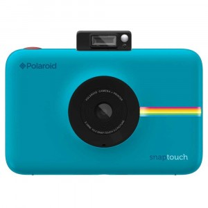 Polaroid Snap Touch Instant Print Digital Camera Azzurra
