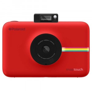 Polaroid Snap Touch Instant Print Digital Camera Red