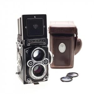 Rolleiflex 3.5F Jt Version
