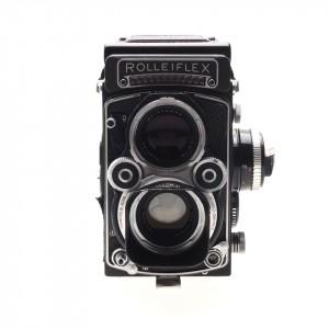 Rolleiflex 3.5F (K4F) White Face