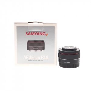 35mm f/2.8 AF Samyang (Sony FE)
