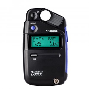 SEKONIC – Esposimetro L-308X Flashmate